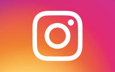 Neu – follow us auf Instagram