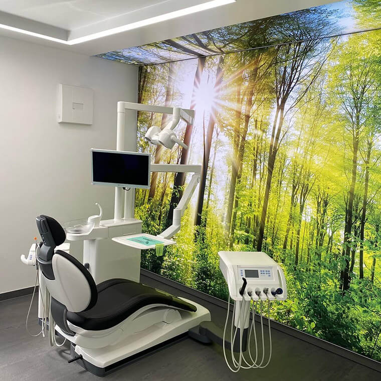 Zahnarztpraxis in Bogen bei Straubing nahe Regensburg